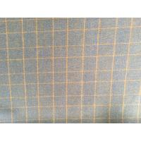Wholesale Double Faced Modern Plaid Fabric ,  Soft Tartan Fabric For Curtains from china suppliers