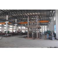 Wholesale 0.5T 4.5m Guide Rail Lift Platform for Cargo with Emergency Stop Button from china suppliers