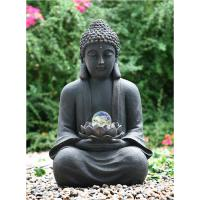 Quality Customize Voltage Granite Color Asian Water Fountains For Garden for sale