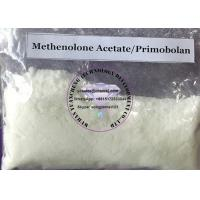 Wholesale Natural Raw Steroid Powders Methenolone Acetate Primobolan For Bodybuilding 434-05-9 from china suppliers