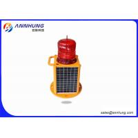 Wholesale GSM Monitoring Solar Marine Lantern LED Light Adjustable 256 Light Characters from china suppliers