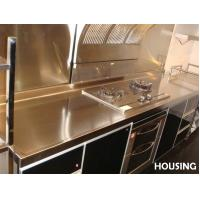 Wholesale Stainless Steel Kitchen Cabinets from china suppliers