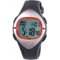 Wholesale Black Pulse Rate Wrist Watch Heart Rate Monitor Watches For Men from china suppliers