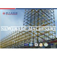 Wholesale Scaffolding Walk Boards Steel Cuplock System Scaffolding For High-Rise Building from china suppliers