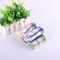 Wholesale Colorful Household Cotton Dish Towels With Yarn Dyed Checked Design 30*30cm from china suppliers