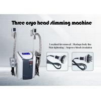 Buy cheap Slimming Body Fat Removal Criolipolisis machine from wholesalers