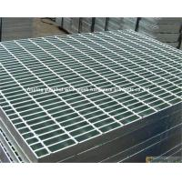 Wholesale Durable Galvanized Steel Grating Panels Flooring And Platform Easy Installation from china suppliers