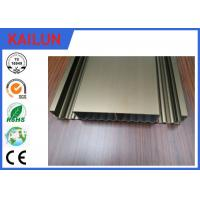 Wholesale Custom 6063 6061 Interlocking Aluminum Decking Boards , Waterproof Aluminum Plank Decking from china suppliers