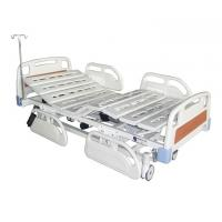 Buy cheap Medical Adjustable Steel Hospital ICU Beds L2150 * W950 * H380 - 720mm from wholesalers