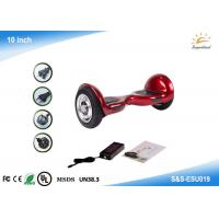 Wholesale 2 Wheels Electric Self Balancing Scooter for Adults , Chrome Electric Scooter from china suppliers