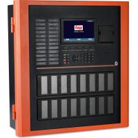 Wholesale 4 - Loop 1016 Points EN 54 Standard Intelligent Fire Alarm System Control Panel Class A from china suppliers