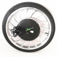 "Wholesale BLDC 36v 48v 1000w 20"" Electric Bike Hub Motor / Bicycle Wheel Electric Motor from china suppliers"