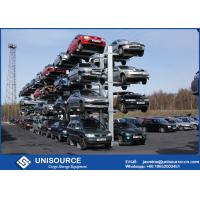 Wholesale Outdoors Adjustable Arm Car Storage Rack For Mechanical Manufacturing Industry from china suppliers