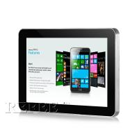 Wholesale 10.1 Inch POE Android Wall Mounted Advertising Display Indoor Adverising Display Screen from china suppliers