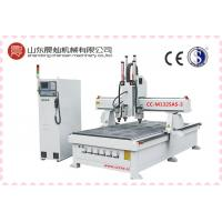 Buy cheap Professional wood door making machine 1325 with 3 spindles from wholesalers