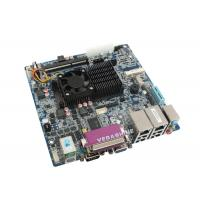 Wholesale 6 COM Dual Gigabit Lan Industrial Motherboard Mini Itx With Intel® Celeron 1037U Processor from china suppliers