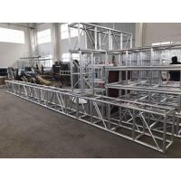 Quality Straight Stage Lighting Truss Systems 0.5m To 4 M Length 350*450mm for sale