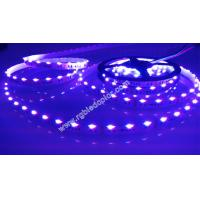Quality side rgb emitting full color led strip 60led per m 020 smd led strip tape for sale