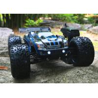 Wholesale High Powered ESC RC Cars 4WD Large Remote Control Monster Truck from china suppliers