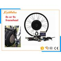 Wholesale 500w 36v Electric Bike Kit , Brushless Hub Motor Kit With A Lifepo4 Battery from china suppliers