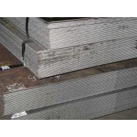 China 2348mm / custom cut Q195, Q235, Q345 Hot Rolled Coils / Sheet / Checkered Steel Plate on sale