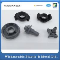 Wholesale Custom injection Molded Plastic Products Parts Plastic Molding Threaded Service from china suppliers