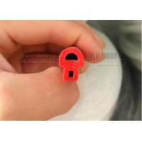 Quality Silicone Bubble Seal Profiles;silicone gasket with bubble edge protection with extra sealing ability for sale