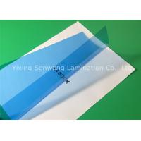 Wholesale 0.15MM PVC Transparent Binding Covers / Clear Report Cover Sheets from china suppliers