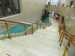 Wholesale inox handrail baluster / inox baluster base plate / inox baluster from china suppliers