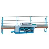 Wholesale Auto Straight Line Sheet Mosaic Glass Beveling Grind Equipment with 11 Motors from china suppliers