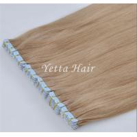 Wholesale Pure Long Lasting Pre Bonded Remy Hair Extensions , Indian Remy Human Hair Weave from china suppliers