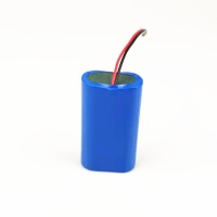 Wholesale 7.4V 2500mAh Custom Design 18650 Rechargeable Battery from china suppliers