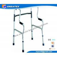 Wholesale Hi - Lo Aluminum Mobile foldable / folding rolling walker For The Elderly from china suppliers