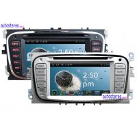 Wholesale Android 4.0 Autoradio Ford Car Stereo for Ford Foucs S-Max C-Max GPS RAM 512MB from china suppliers