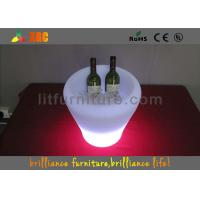 Wholesale RGB LED Lighting Furniture PE Ice Bucket For Bar / Party from china suppliers