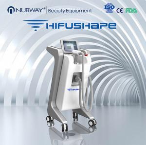 Wholesale Hot in USA ! Revolutionary Stubborn Fat Killer liposonix hifu slimming machine from china suppliers