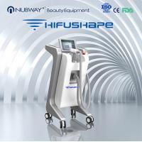 Wholesale luxurious Designed HIFUSHAPE HIFU Slimming Machine for fat reduction from china suppliers