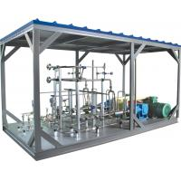 Wholesale High Pressure Pump LNG Skid Mounted Equipment 20-70mpa 1000L/h from china suppliers