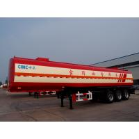 Wholesale CIMC 3 axle liquid transport oil milk tankers semi trailer for sale from china suppliers