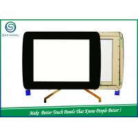 Wholesale 3 Layers P / F / G 4 Wire Resistive Touch Panel 6.9 Inches For Medical Device from china suppliers