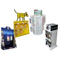 Wholesale Corrugated paper POP Cardboard Displays stands ENCB011 with strong structure for hanging   from china suppliers