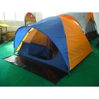 Wholesale double-layer waterproof camping tent for 2-3 person dome tent igloo tent from china suppliers