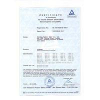 ROCKMAN INDUSTRIAL CO.,LIMITED Certifications