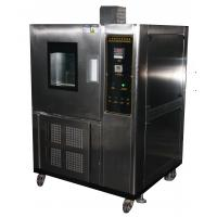 Buy cheap ASTM D 1790 Low Temperature Test Chamber Flexing Tester for Leather Cold from wholesalers