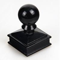 Wholesale Aluminum fence caps Post cap pole cover  fence top ornament from china suppliers