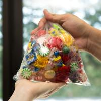 """Wholesale 8"""" X 10"""" Commercial Food Bags Custom Printed Plastic For Candy Storage from china suppliers"""