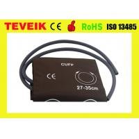 Buy cheap Reusable Adult Thigh Cuff / Thigh Blood Pressure Cuff With Single Hose For Arm , CE And Iso from wholesalers