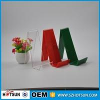 Wholesale Hot sale! acrylic book holder, book end, Acrylic book stand from china suppliers
