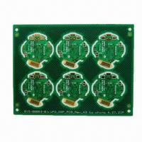 Buy cheap HDI PCB with 6 Layers, Made of FR4 from wholesalers