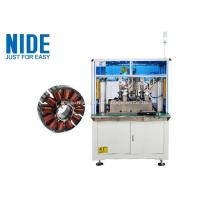 Wholesale Ceiling fan DC motor Automatic stator winding machine for brushless motor manufacturing from china suppliers